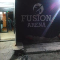 Photo taken at Fusion Arena by Angelo S. on 4/26/2014