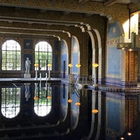 Photo taken at Hearst Castle Roman Pool by Francisco Eduardo B. on 8/11/2017
