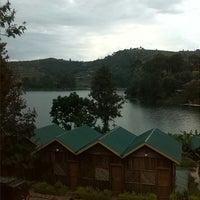 Photo taken at Bunyonyi Overland Resort by Barbara K. on 3/21/2015