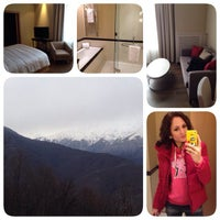 Photo taken at Solis Sochi Hotel by Наталья И. on 11/29/2014