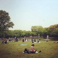 Photo taken at Yoyogi Park by IKENAGA M. on 4/29/2013