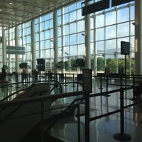 "Photo taken at Charlotte Douglas International Airport (CLT) by ""  Thomas D. on 6/11/2013"