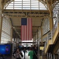 "Photo taken at Ronald Reagan Washington National Airport (DCA) by ""  Thomas D. on 5/9/2013"