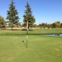 Photo taken at Antelope Greens Golf Course by Joseph N. on 10/13/2012