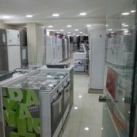Photo taken at Bütüner Profilo Showroom by Aytaç B. on 3/24/2014