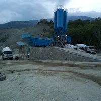 Photo taken at Ready Mix Super Beton by Imam R. on 9/5/2014