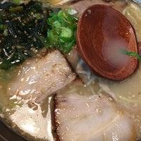 Photo taken at 麺匠はなみち 八尾店 by hiroshi i. on 1/19/2014