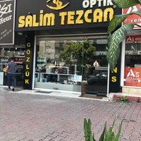 Photo taken at Salim Tezcan Optik 😎 by Şadiye .. on 7/25/2018