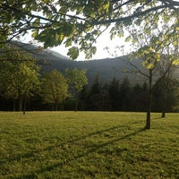 Photo taken at Parco Del Sole by Roberto L. on 4/20/2014