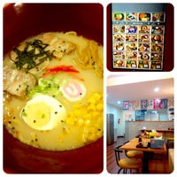 Photo taken at Korapura Ramen by Juseppea I. on 8/20/2013