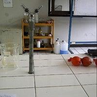 Photo taken at Lab Mikrobiologi Gizi Bandung by Diani F. on 12/13/2012