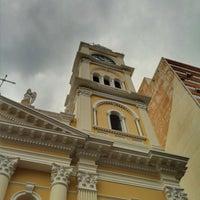 Photo taken at Catedral Metropolitana de Nossa Senhora da Ponte by 歩く眼です on 6/20/2012