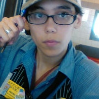 Photo taken at Waffle House by Christie S. on 4/4/2015