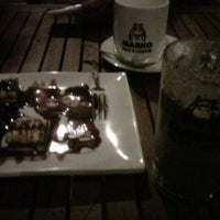 Photo taken at Marko Milk and Coffee by Sekar P. on 3/17/2013