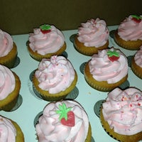 Photo taken at C Cups Cupcakery by C Cups Cupcakery on 3/10/2014