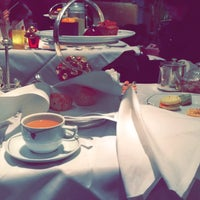 Photo taken at The Palm Court by Ceren on 1/1/2016