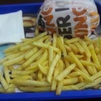 Photo taken at Burger King by Önder E. on 9/21/2016