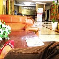 Photo taken at Safran Hotel Baku by A.Turan on 9/18/2017