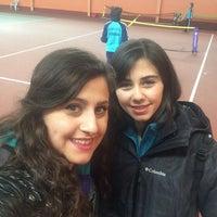 Photo taken at tenis kortu spor salonu by Melis K. on 3/30/2015