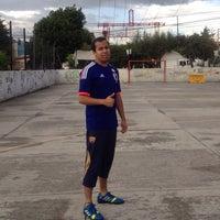 Photo taken at Camellon Salonica by Oscar M. on 9/24/2014