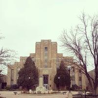 Photo taken at Downtown Boulder, Inc by Bala K. on 4/2/2014