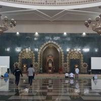 Photo taken at Masjid Islamic Centre by Janwar E. on 7/10/2013