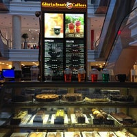 Photo taken at Gloria Jean's Coffees by abby on 12/27/2013