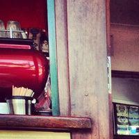 Photo taken at Alberto's Shot Cafe by Simon on 11/28/2012
