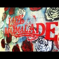 Photo taken at Lady Marmalade Café by Simon on 10/14/2012