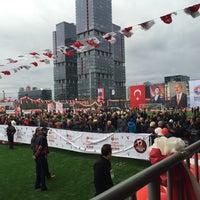 Photo taken at Gülsuyu Spor Kulübü by Altug A. on 10/28/2016