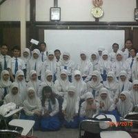 Photo taken at SMK Farmasi Surabaya by Aulia Eka P. on 3/11/2014