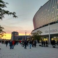 Das Foto wurde bei Mercedes-Benz Arena von Matthias D. am 9/24/2015 aufgenommen
