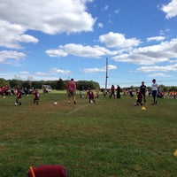 Photo taken at Berwick Soccer Complex by George H. on 9/29/2013