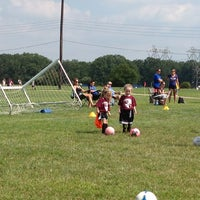 Photo taken at Berwick Soccer Complex by George H. on 9/8/2013