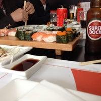 Photo taken at Samurai by Vasco A. on 3/30/2014