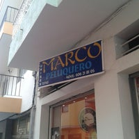 Foto tomada en Marco Peluquero por Juan P. el 4/12/2014