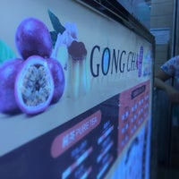 Photo taken at Gong Cha by venus s. on 7/10/2017