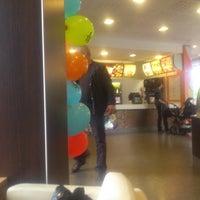 Photo taken at McDonald's by Rihards K. on 4/25/2014