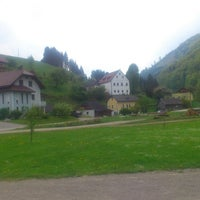 Photo taken at Dierbach by Rihards K. on 4/27/2014
