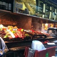 Photo taken at Mercado del Puerto by Giuliano G. on 6/3/2013
