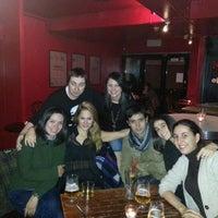 Photo taken at Matt & Phreds Jazz Club by Ozge Y. on 11/29/2012