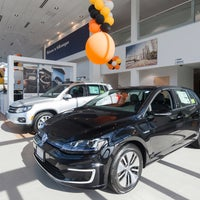 Photo taken at Colonial Volkswagen by Colonial Volkswagen on 10/28/2015