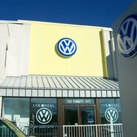 Photo taken at Colonial Volkswagen by Colonial Volkswagen on 3/11/2014
