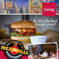 3/24/2014 tarihinde Meatballs Burger Houseziyaretçi tarafından Meatballs Burger House'de çekilen fotoğraf