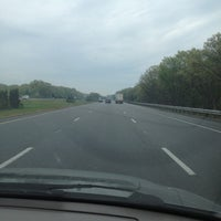Photo taken at I-95 by Tom T. on 5/11/2013