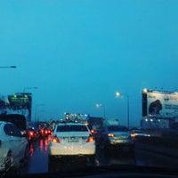 Photo taken at Si Rat Expressway Sector C by Tanawat N. on 7/13/2016