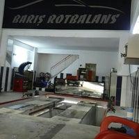 Photo taken at barış rotbalans by 👉👉Tuncay Y. on 5/18/2016