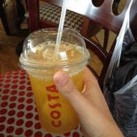 Photo taken at Costa Coffee by Mari G. on 8/6/2014