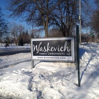 Photo taken at Waskevich Family Chiropractic, PLLC by Waskevich Family Chiropractic, PLLC on 3/11/2014