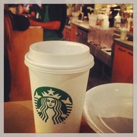 Photo taken at Starbucks by Lucas Á. on 4/7/2013